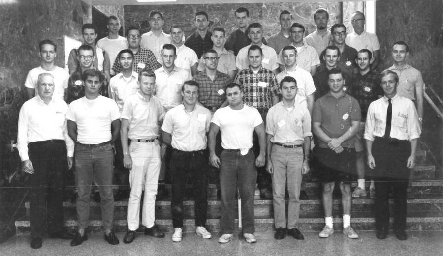 Class Photo Session 2 1965